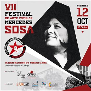 Festival de Arte Popular Mercedes Sosa